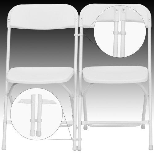 hercules series 800lb capacity premium plastic folding chair