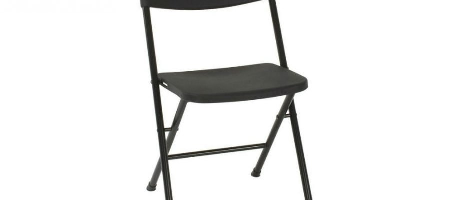 Cosco Resin 4-Pack Folding Chair Review