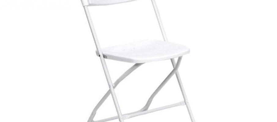 HERCULES Series 800 lb. Capacity Premium Red Plastic Folding Chair Review