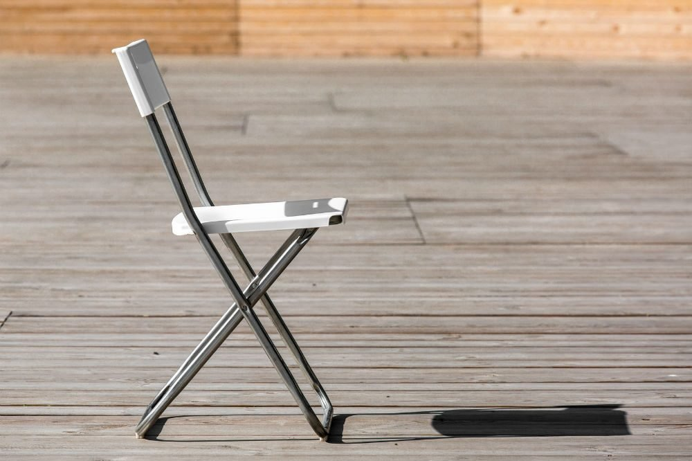 How Wide Is A Folding Chair