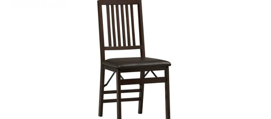 Linon Triena Mission Back Folding Chair Review