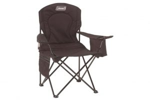 Coleman Oversized Quad Chair with Cooler Review