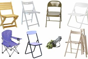 Types Of Folding Chair