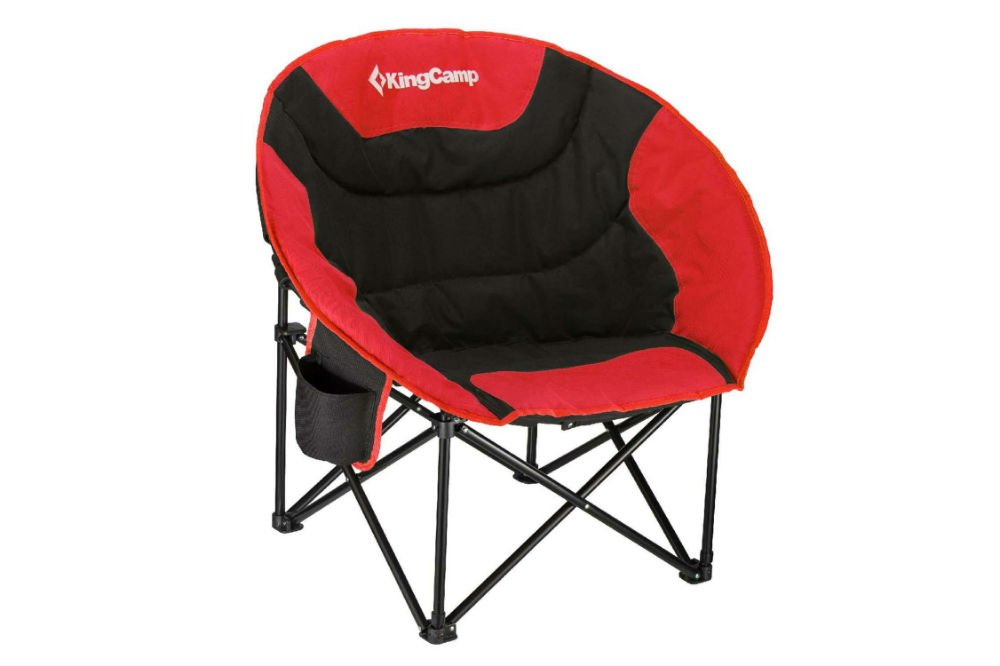 Enjoyable Kingcamp Moon Saucer Camping Chair Review Open Backyard Beatyapartments Chair Design Images Beatyapartmentscom