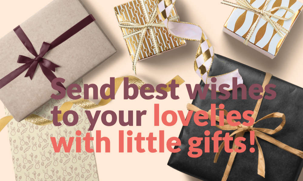 Gift boxes as best little housewarming gift ideas to your lovelies